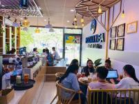 CHÍNH CHỦ SANG QUÁN CAFE - TRÀ SỮA ĐỐI DIỆN CỔNG 3 ĐH TÔN ĐỨC THẮNG