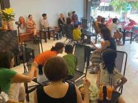 CHÍNH CHỦ SANG QUÁN COFFEE MẶT TIỀN QUỐC LỘ 22 HÓC MÔN